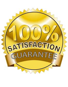 picture of my satisfaction guarantee